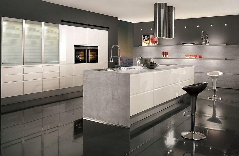 S24-25_Pura834_M   Valencia, Islas de cocina y Cocinas blancas