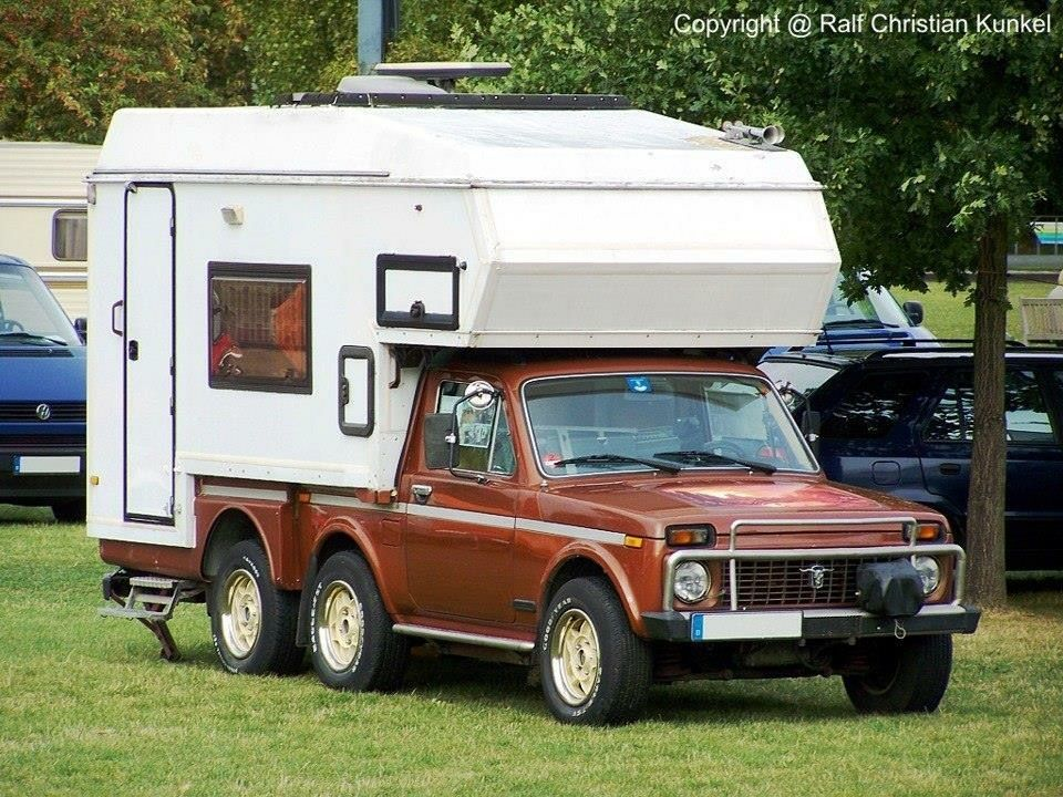 lada niva camper cars coole autos fahrzeuge autos. Black Bedroom Furniture Sets. Home Design Ideas
