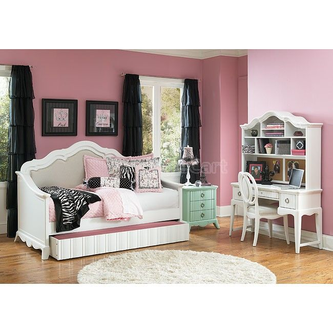 Gabrielle Bedroom Set w/ Daybed | Daybed, Bedrooms and Room set