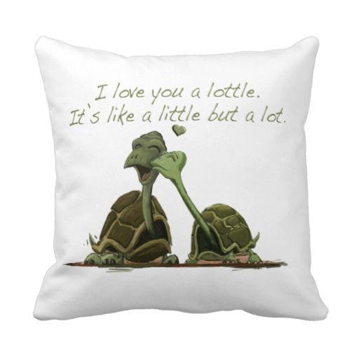Cute Turtles Love Lottle