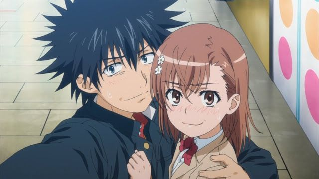 Anime comedy and romance