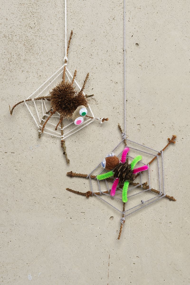 spider www panduro com crafts for kids by panduro decoration diy