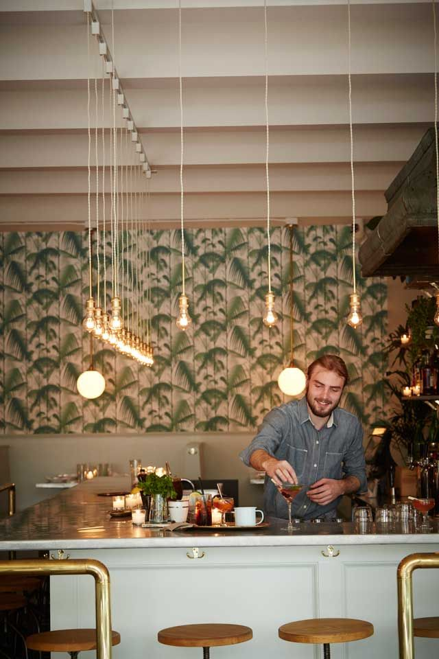 Stateside Restaurant In Seattle French Inspired Vietnamese Food Colonial Meets Tropical Design Photo By Barnard Meyer