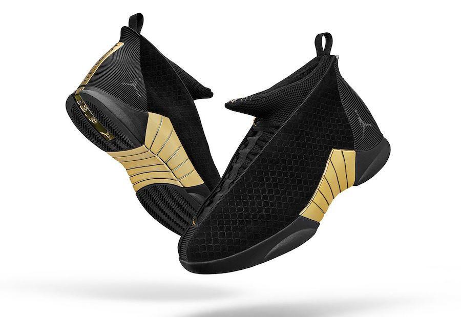 Air Jordan 15 Doernbecher Donovon