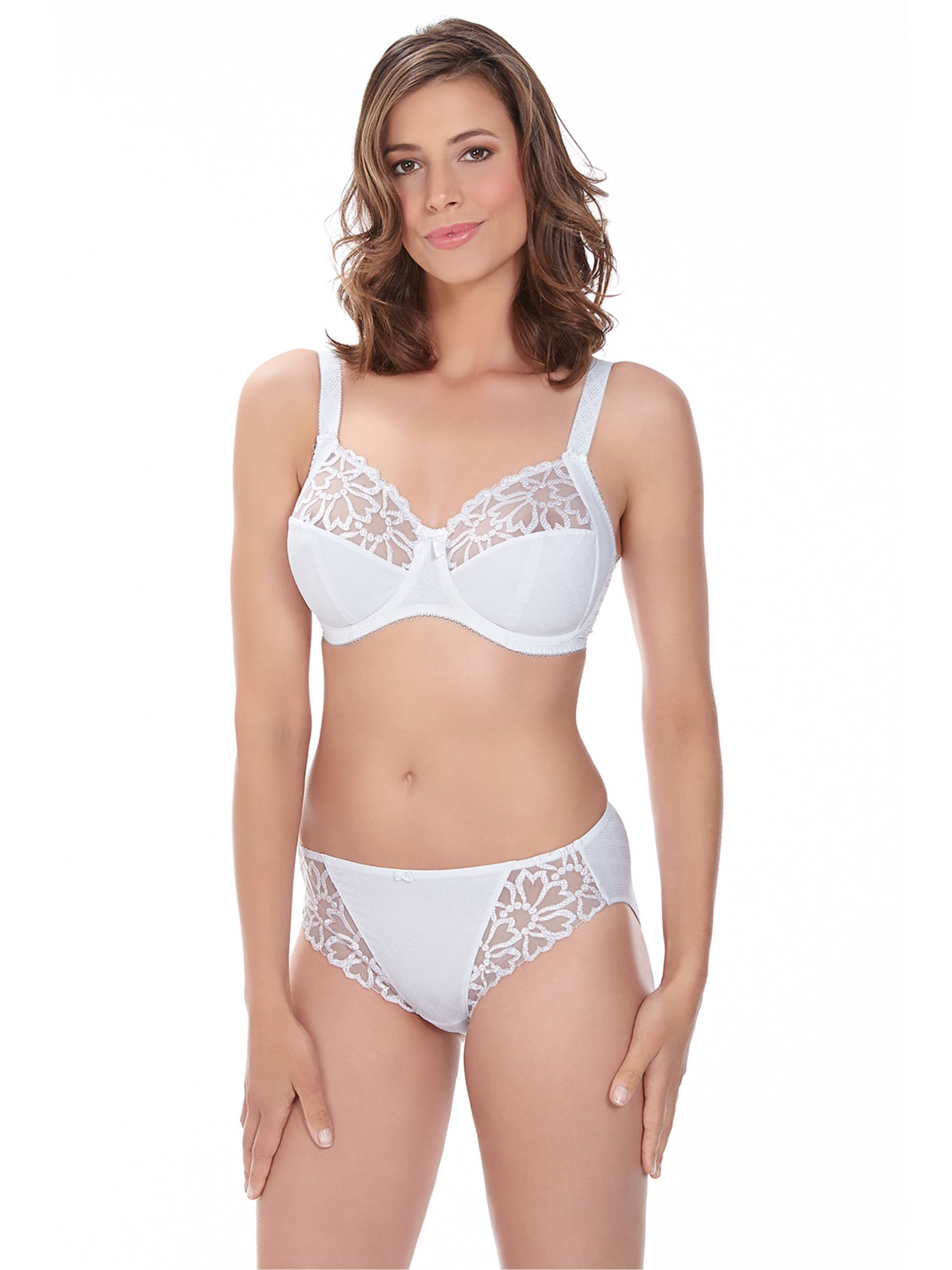 Fantasie Jacqueline   Full Cup side support Bra   Uplifted