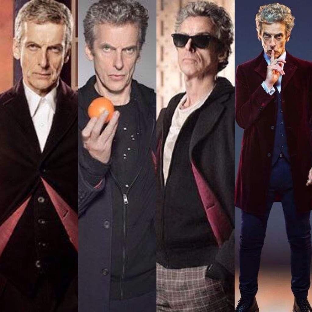Risultati immagini per 12th doctor evolution