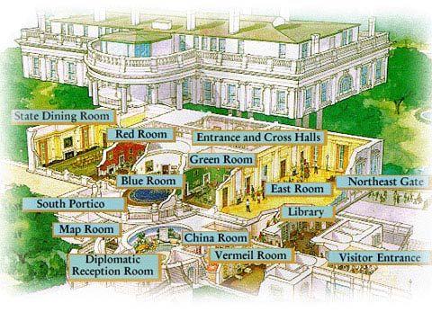 The White House White House Tour White House Washington Dc White House