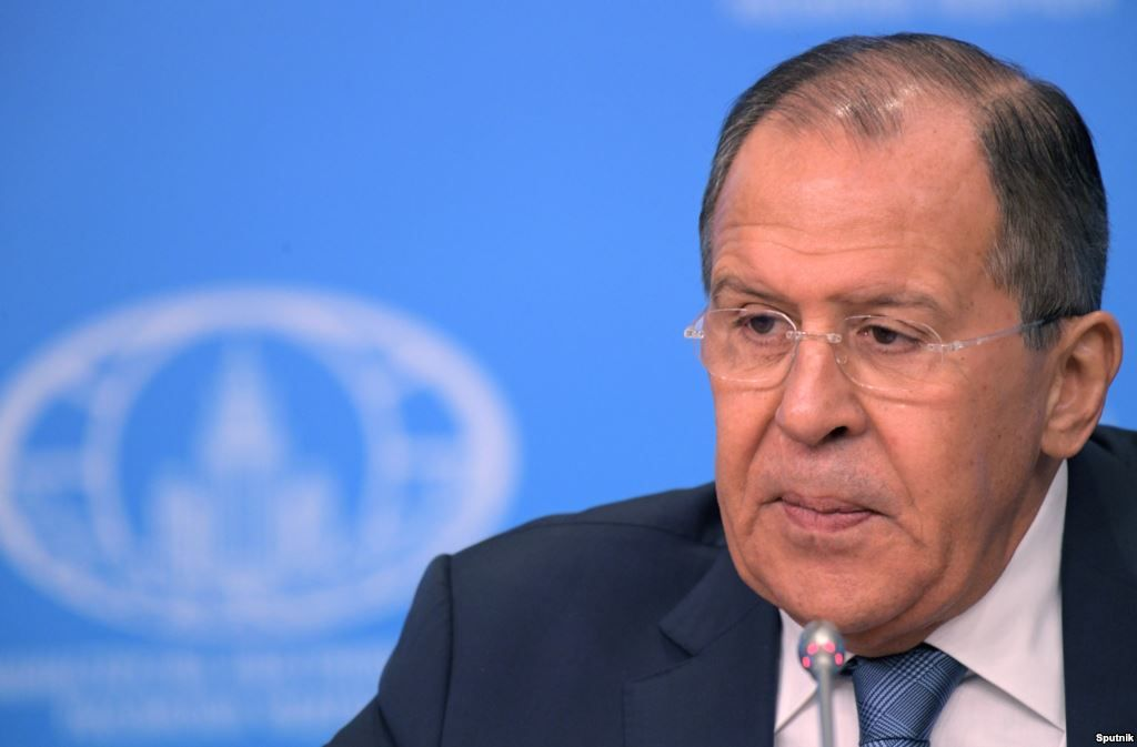 #world #news  Russia's Lavrov Says Hopes Trump Administration Will Attend Syria Talks  #StopRussianAggression #FreeKarpiuk