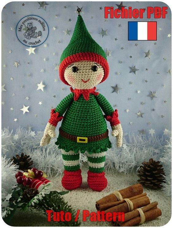 Patrón Amigurumi Bola Minion de Navidad | 744x564