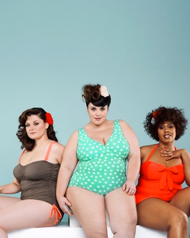 How to find the right swimwear : 5 tips every plus-size ...