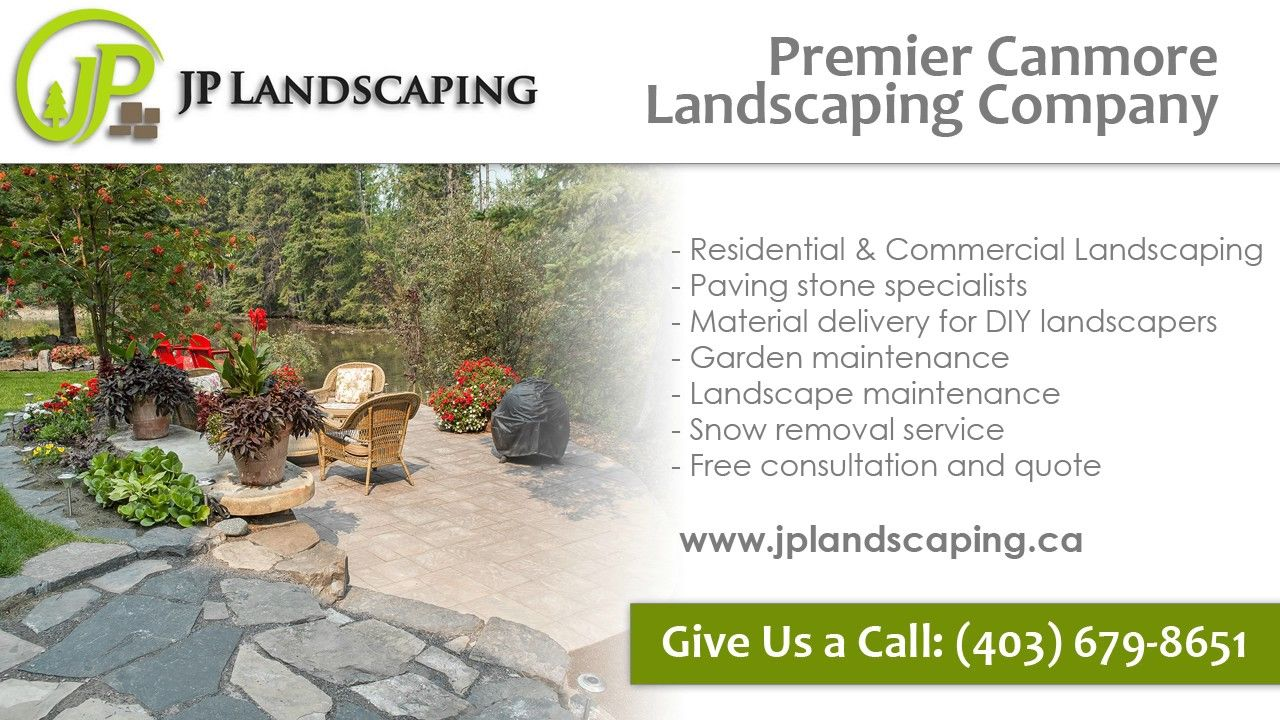 Leading Canmore Landscaping Company Announces Change Of Business