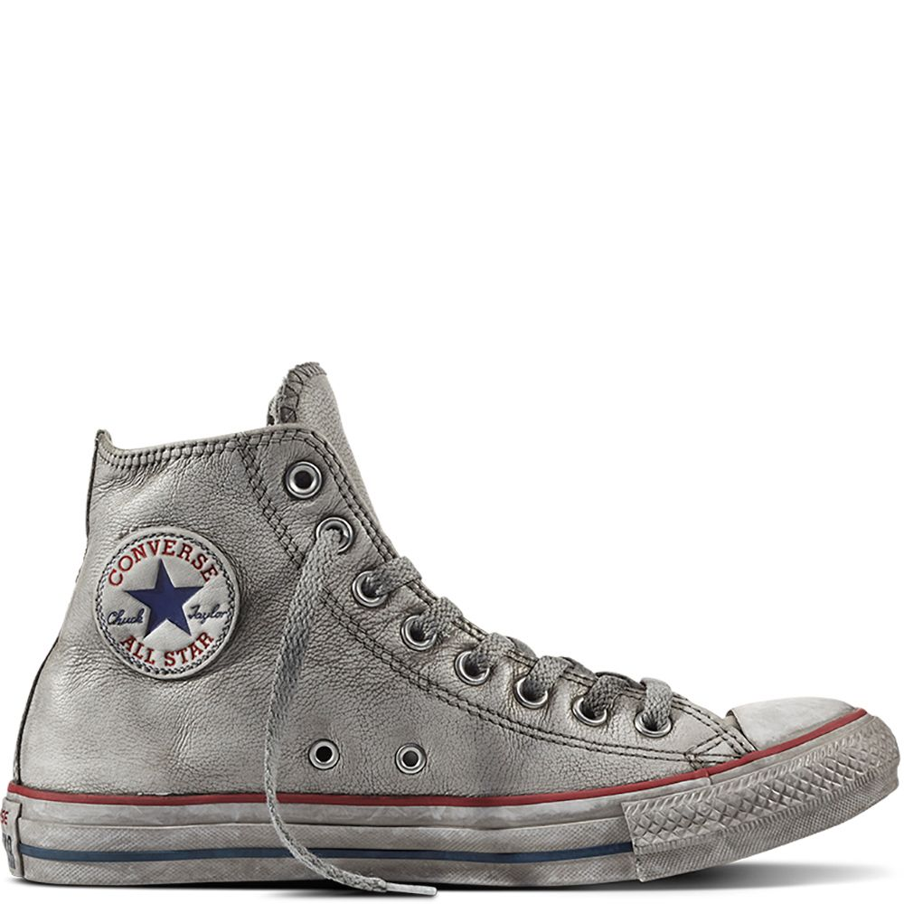 Chuck Taylor All Star Vintage Leather en 2020 | Converse ...