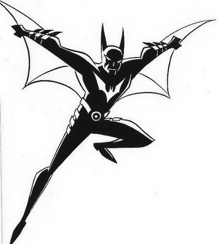 Batman Beyond Batman Beyond Batman Comic Book Artists