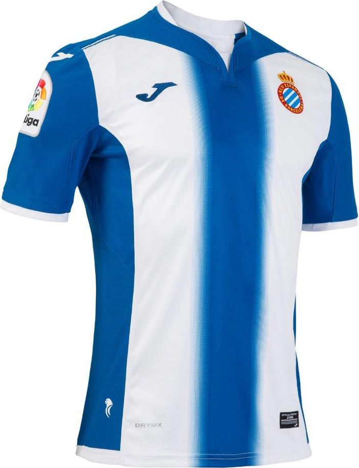 The new Espanyol 16-17 kits introduce unique and bespoke designs that pay  homage to the club s tradition and heritage 640f35a1a
