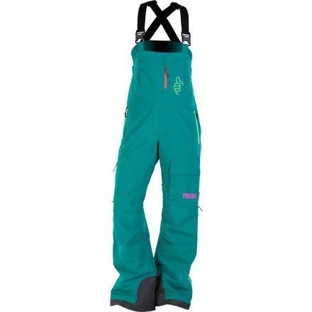 Trew Gear Chariot Bib Pant Women S 394 95 Pants For Women Ski Women Womens Ski Pants