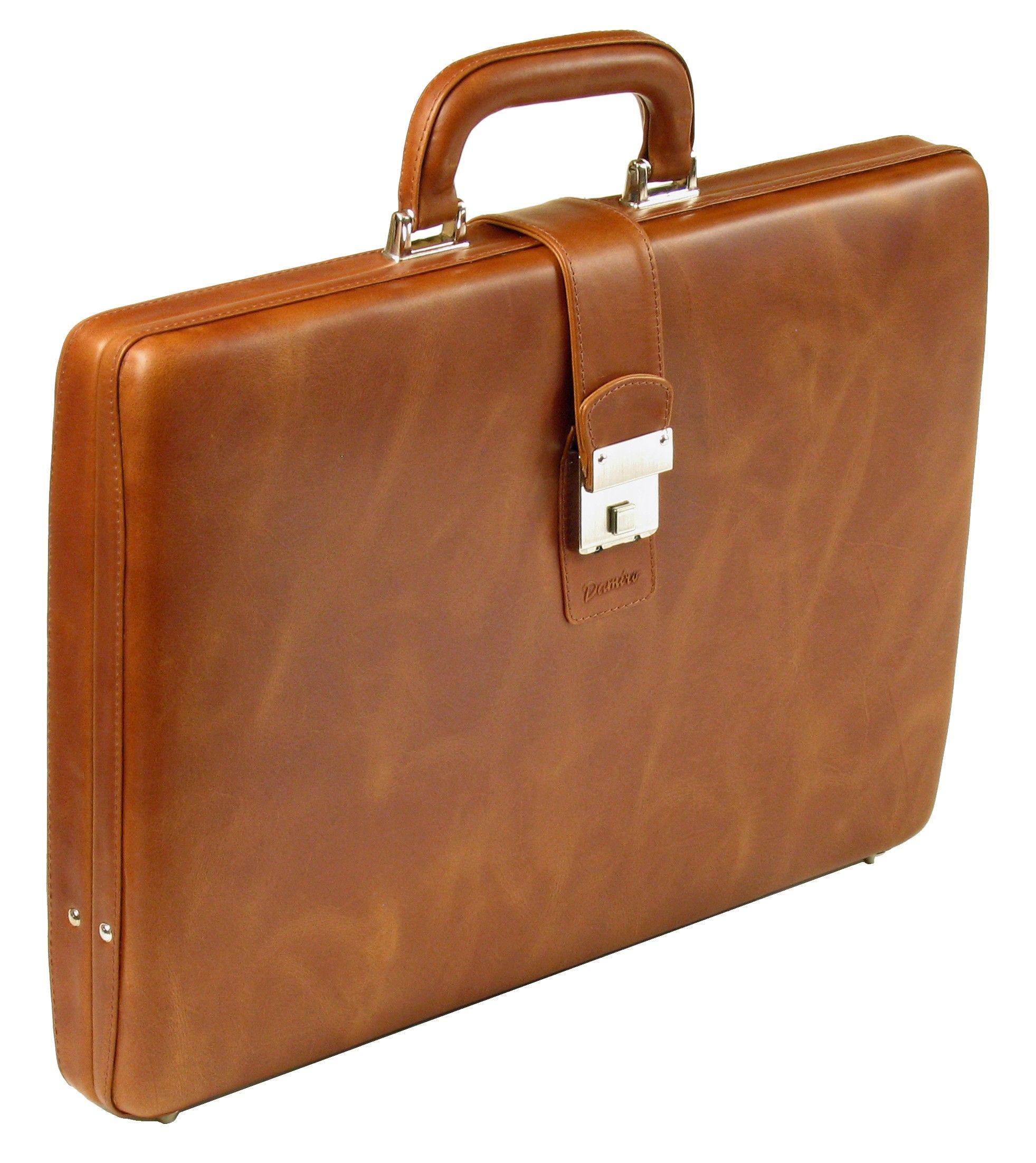 e1fd90247e0c Damiro - Slim Executive Leather Attache Case - $285 | Laptop Attache ...