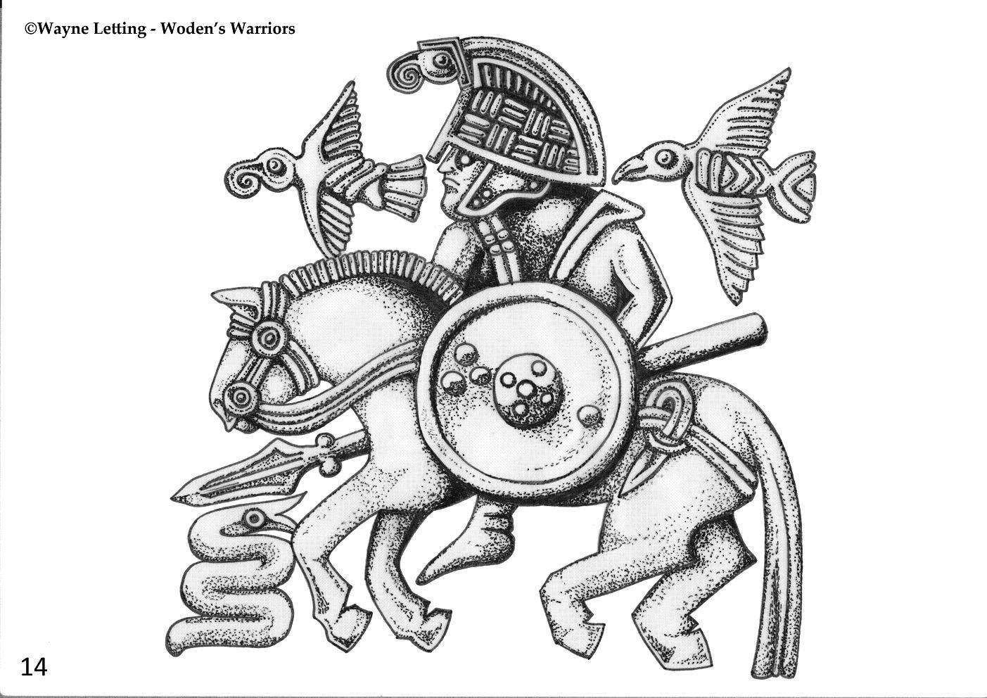 Vendel 1 vikings pinterest vikings viking jewelry and anglo anglo saxon vendel 1 buycottarizona Images