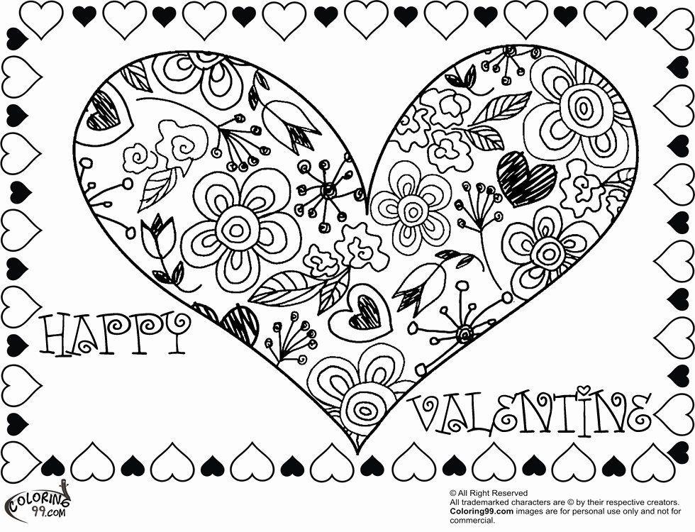 valentinstag herzen malvorlagen neu februar 2014  popular
