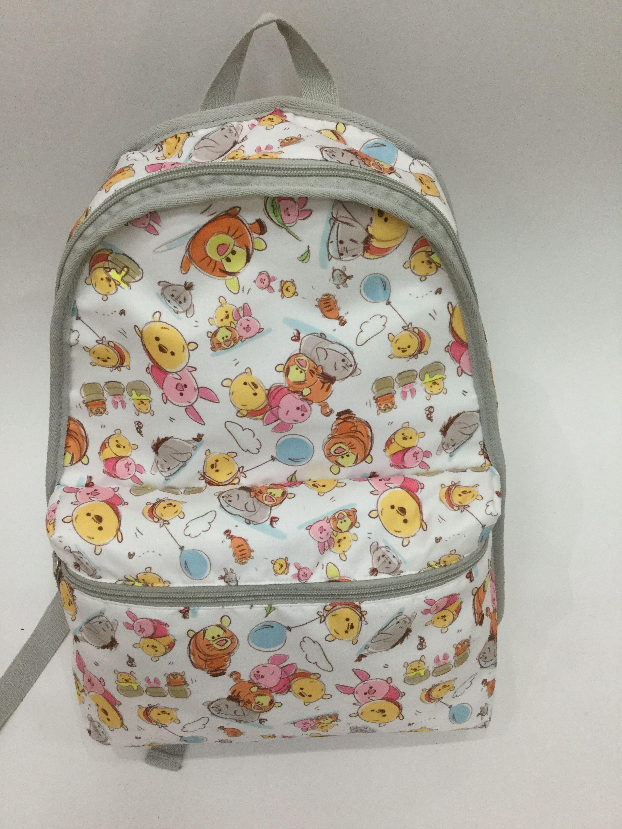 5999e300883 Cute Winnie the Pooh school bag