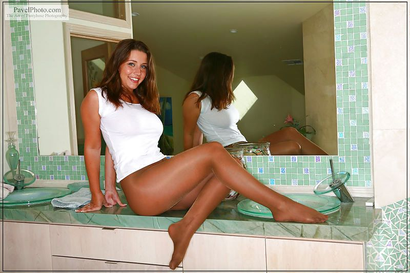 Erica campbell pantyhose