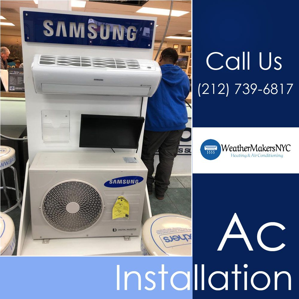 We Make It Easy To Install Your New Split System Air