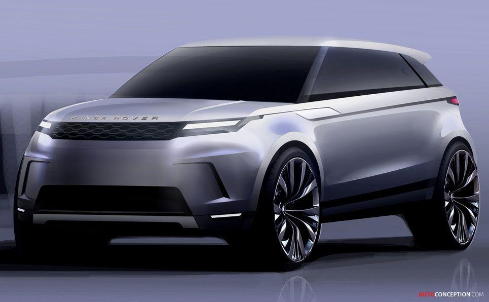 New Range Rover >> All New Range Rover Evoque Officially Revealed New Range