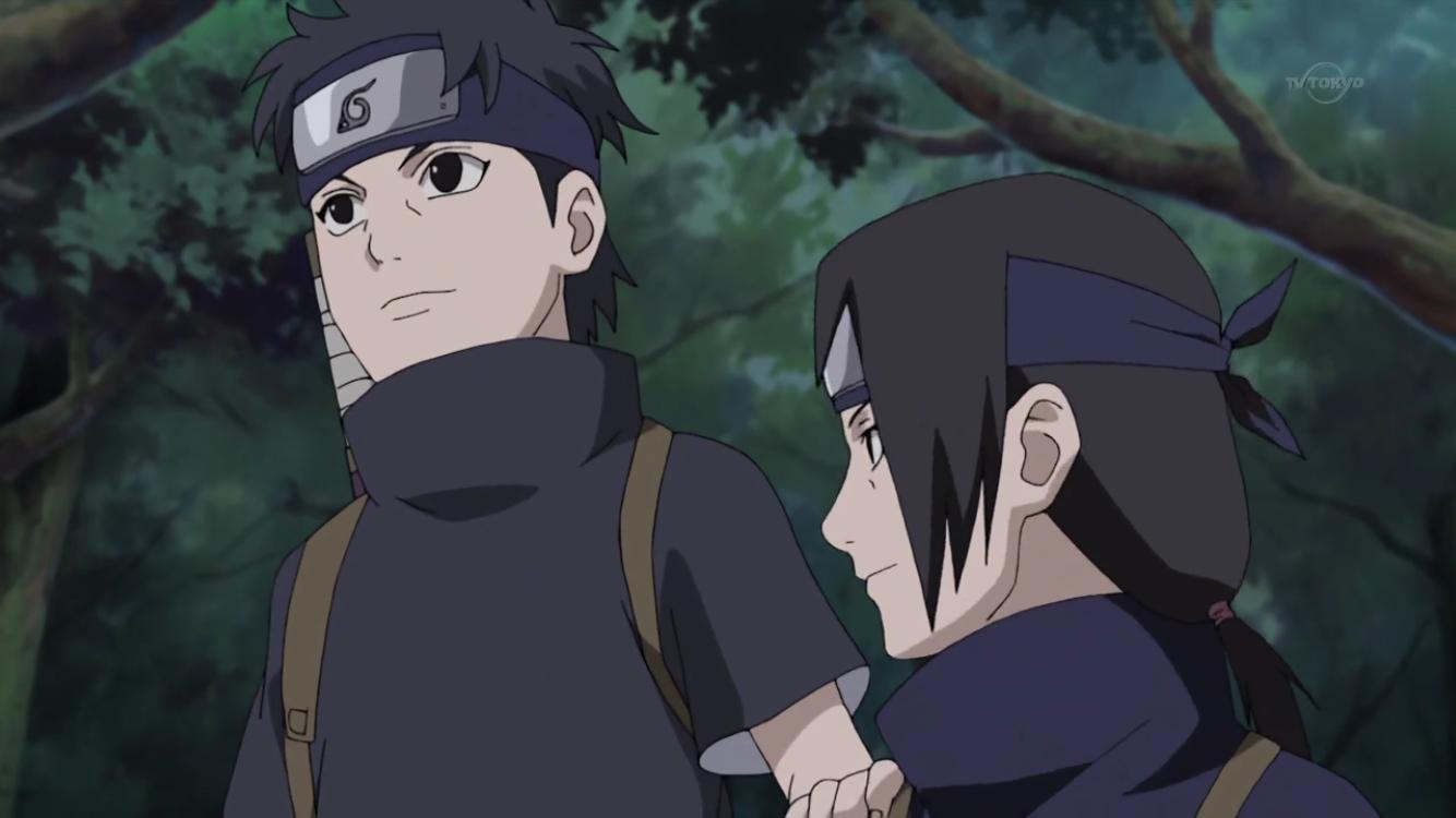 Shisui Uchiha and Itachi Uchiha #Naruto #Bestfriends | Personajes de anime,  Dibujos, Naruto