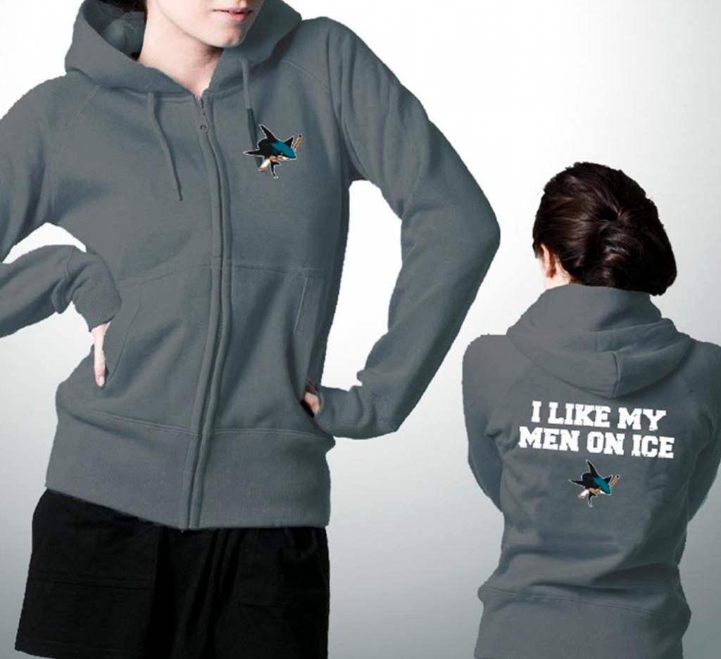 i like my men on ice jacket available at the sharks store call i like my men on ice jacket available at the sharks store call to order