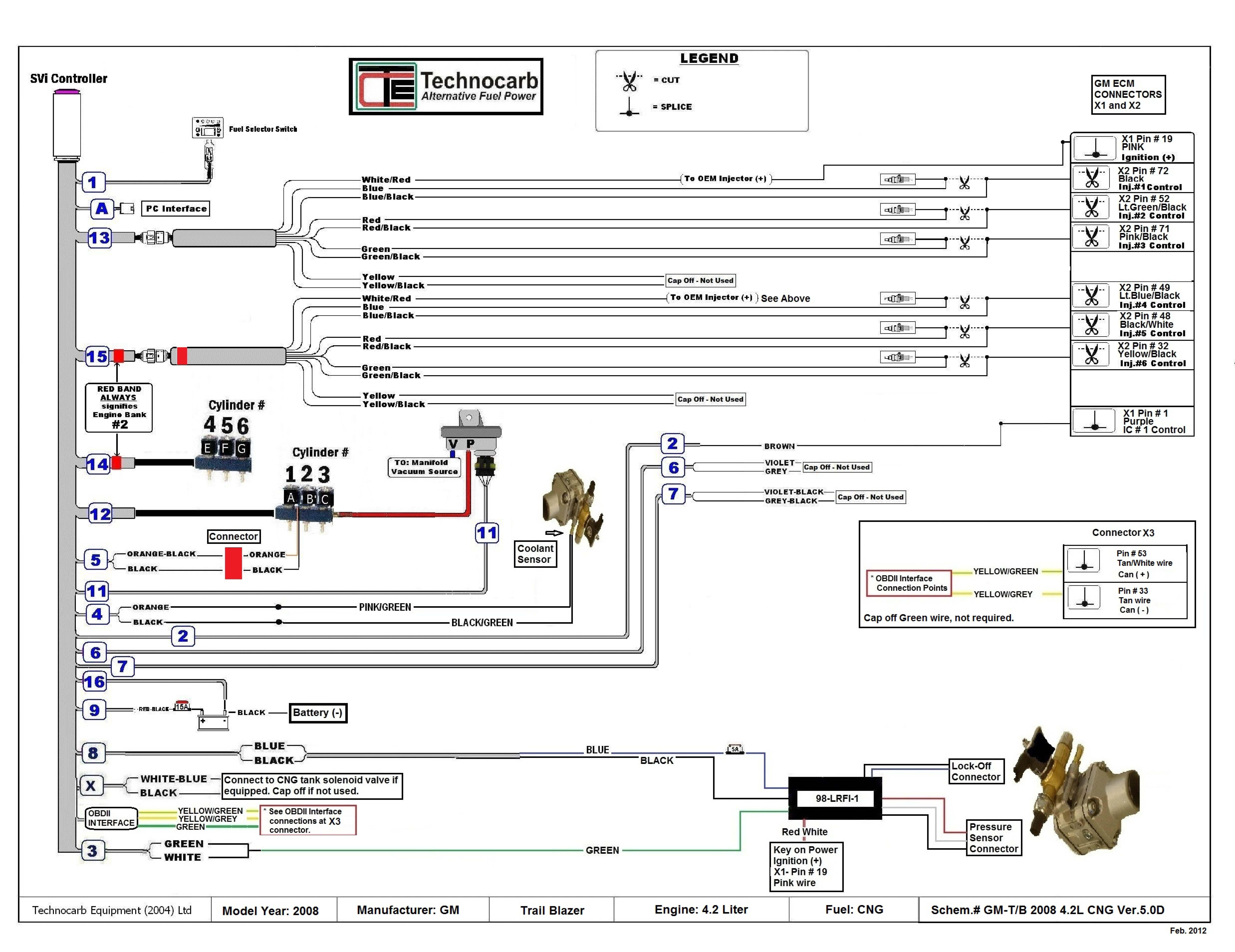 New Trailblazer Ac Wiring Diagram  Con Im U00e1genes