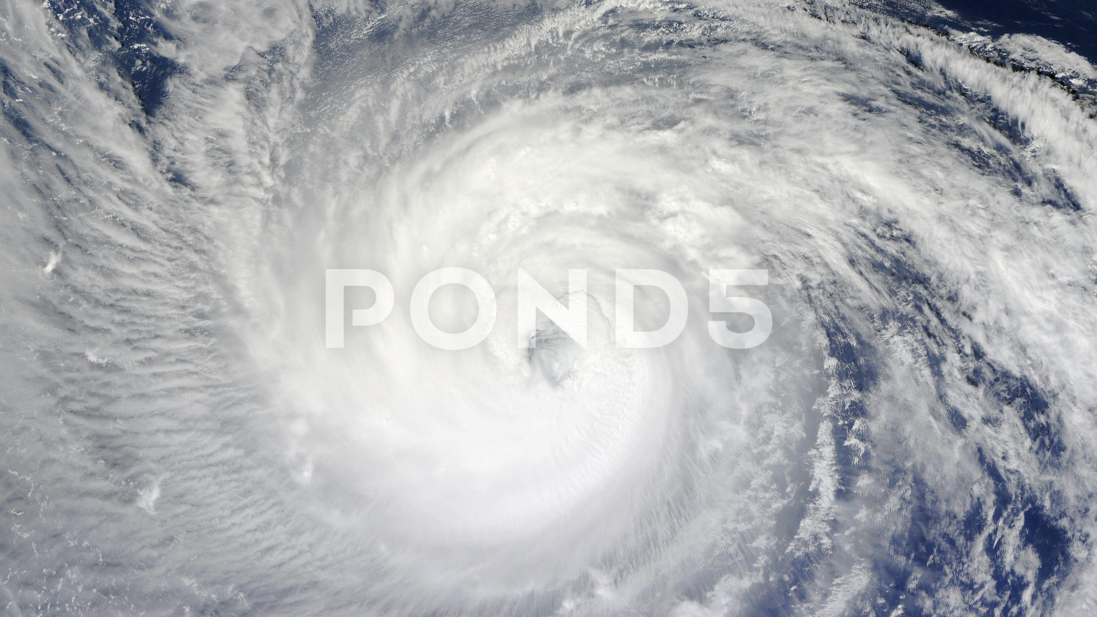 Typhoon Hurricane S Eye Satellite View Stock Footage Ad Eye Hurricane Typhoon Satellite