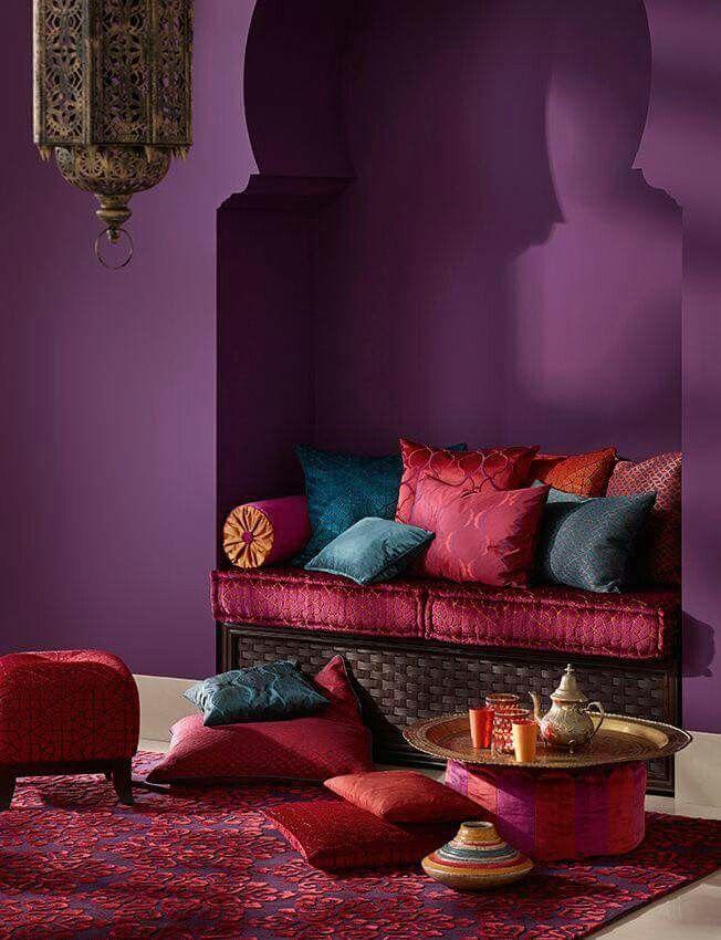 Aujourdhui nous allons nous concentrer sur la décoration dintérieur exotique pour être plus précis nous allons parler du style de décoration marocain