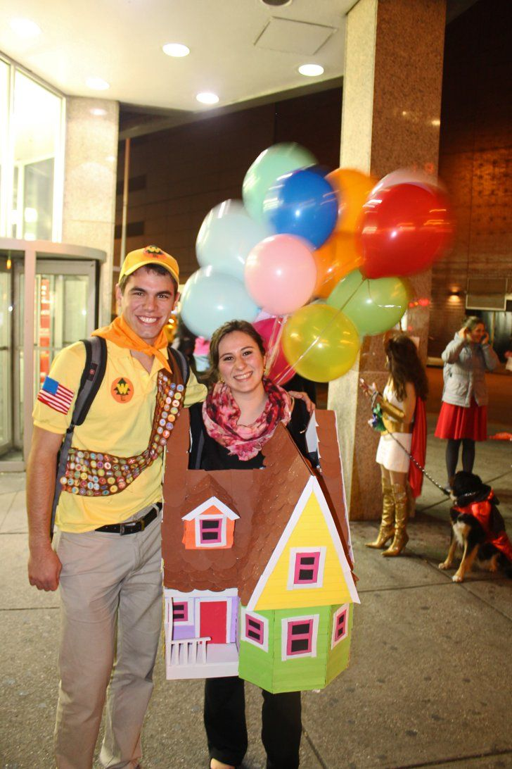 up | diy couples halloween costumes, couple halloween and halloween