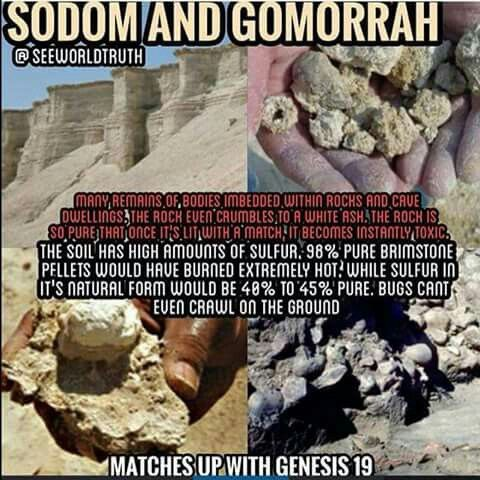 Sodom and Gomorrah and the archeology of the cities of the plain.