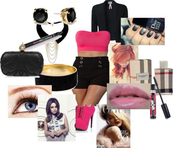 """Fashion"" by kaseylikeshavefun ❤ liked on Polyvore"