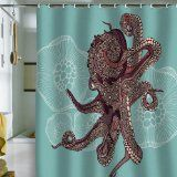 DENY Designs-  beautiful shower curtains!
