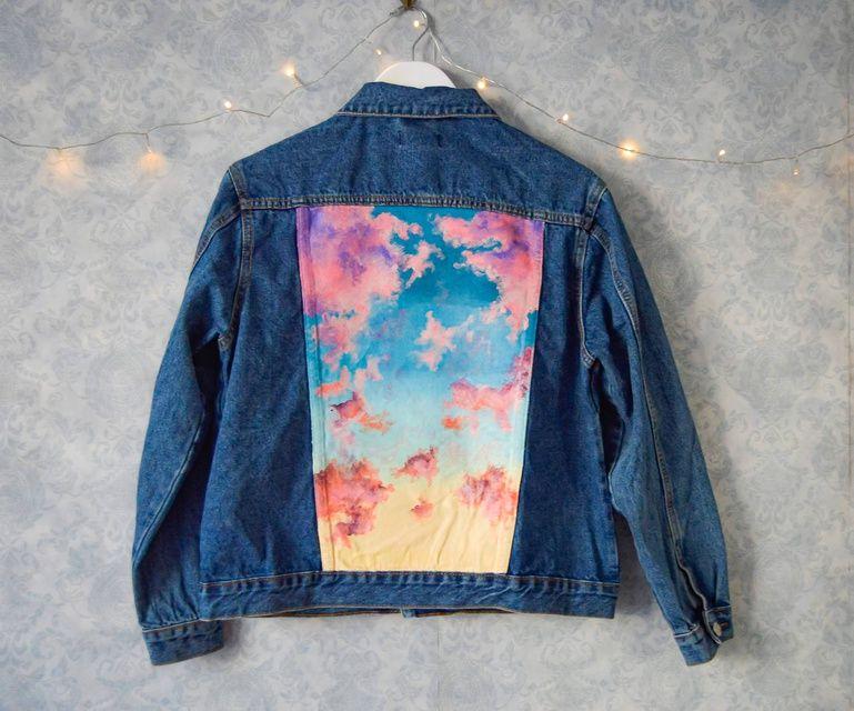 Sunset Denim Jacket