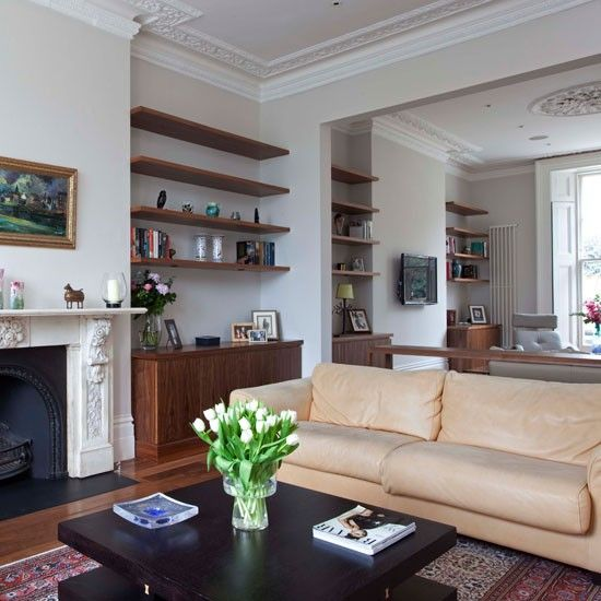 Take A Look Around This Rescued Victorian Villa Google Images Open Plan An
