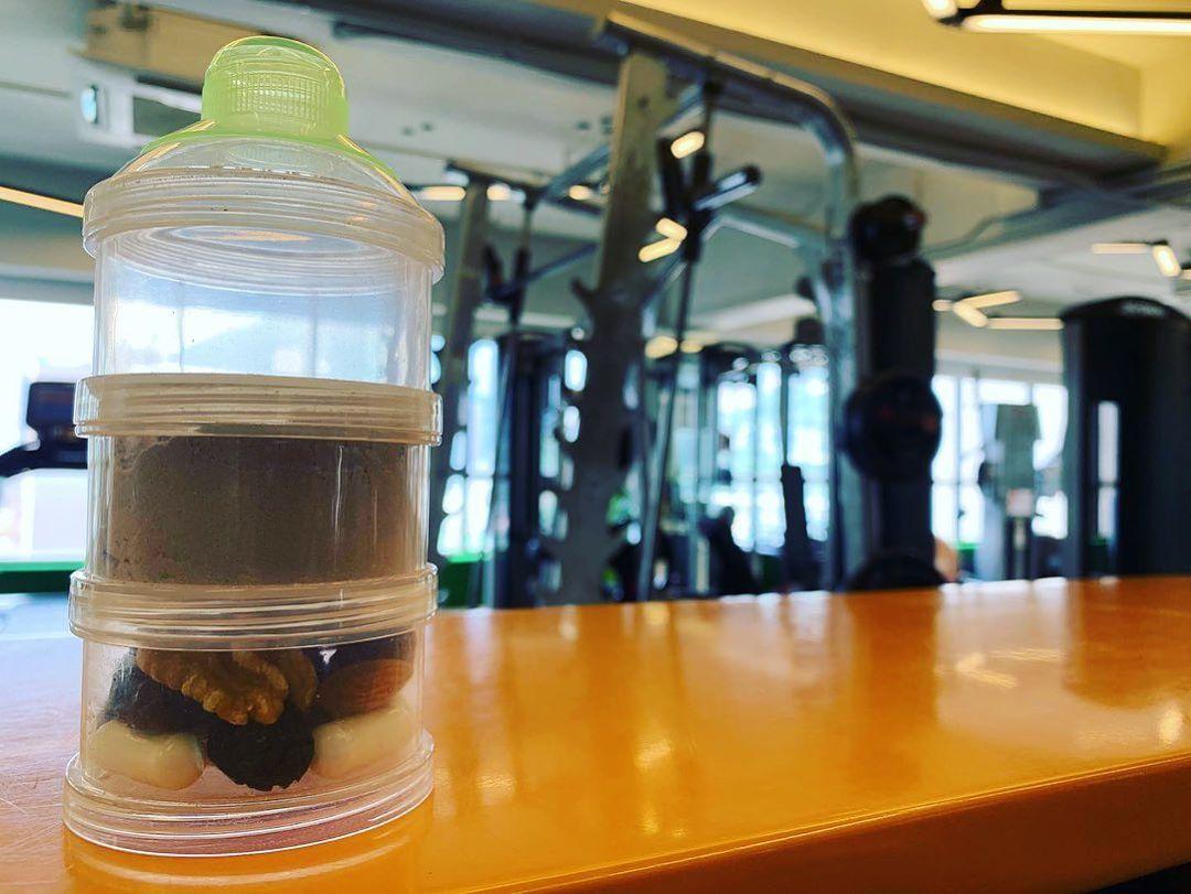 新的一天!☀️💪🏼 #教練日常  #personaltrainer #keepfit #gym #fitness #workout #hk...