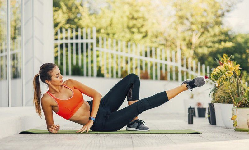 how to get toned legs fast