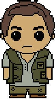 Hunger Games: Gale Hawthorne Pattern