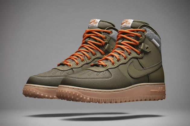 nike air force winter collection