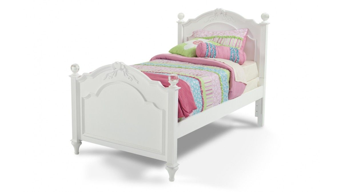 Madelyn Twin Bed | Kids Beds & Headboards | Kids Furniture | Bob\'s ...