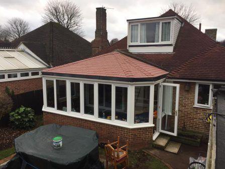 Conservatory Roof Specialists London Eastbourne Grp Fibreglass Crbd