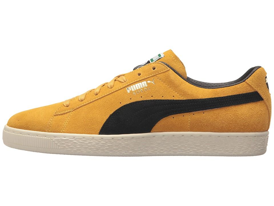 Shoes Mineral Yellow/Puma Black