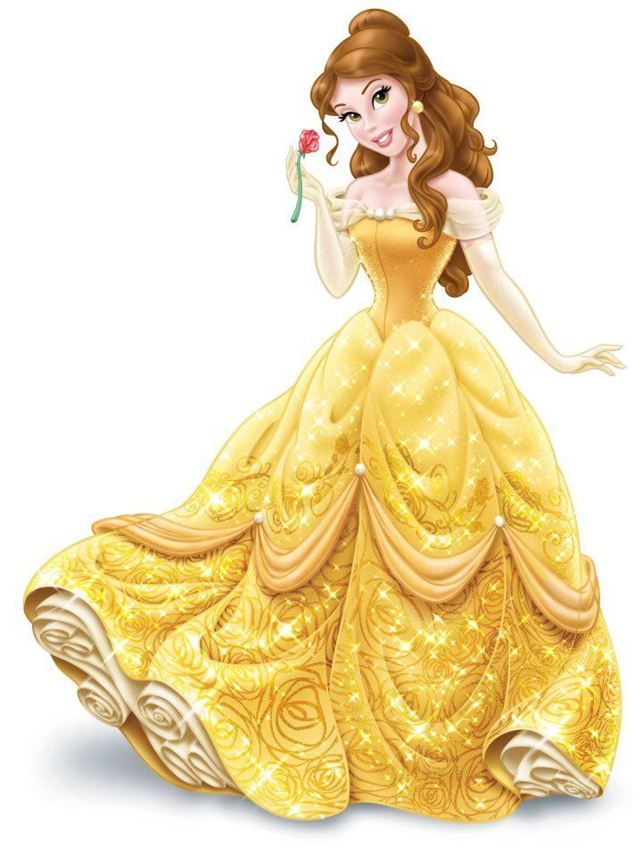 Belle Disney Princess Redesign   ... the other Princesses of Heart. She then uses all of the Princesses