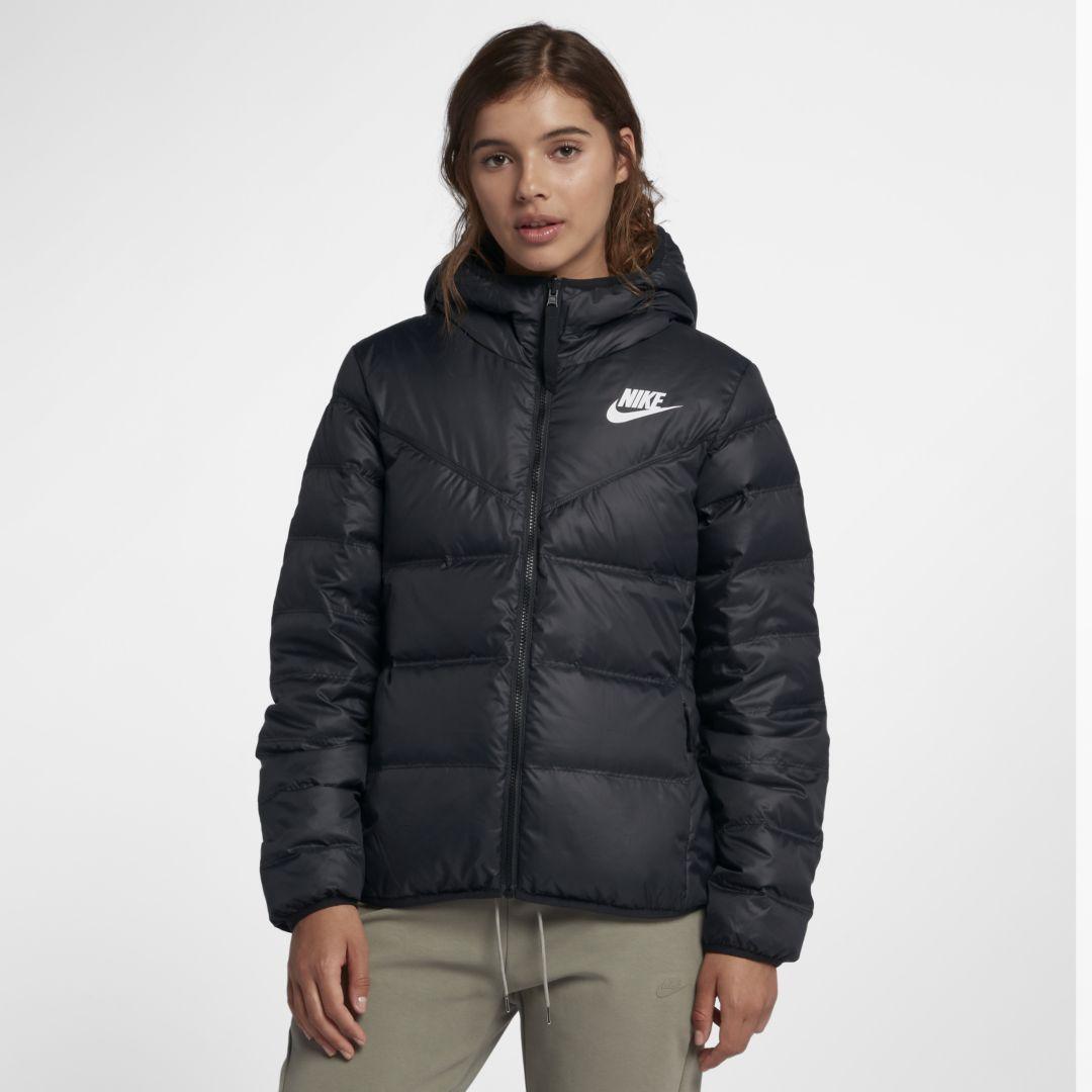 nike down reversible jacket