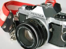 old fashioned pentax cameras - Google Search