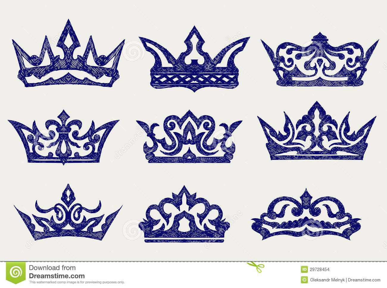 King And Queen Tattoo Font: Graffiti King Crown Drawing