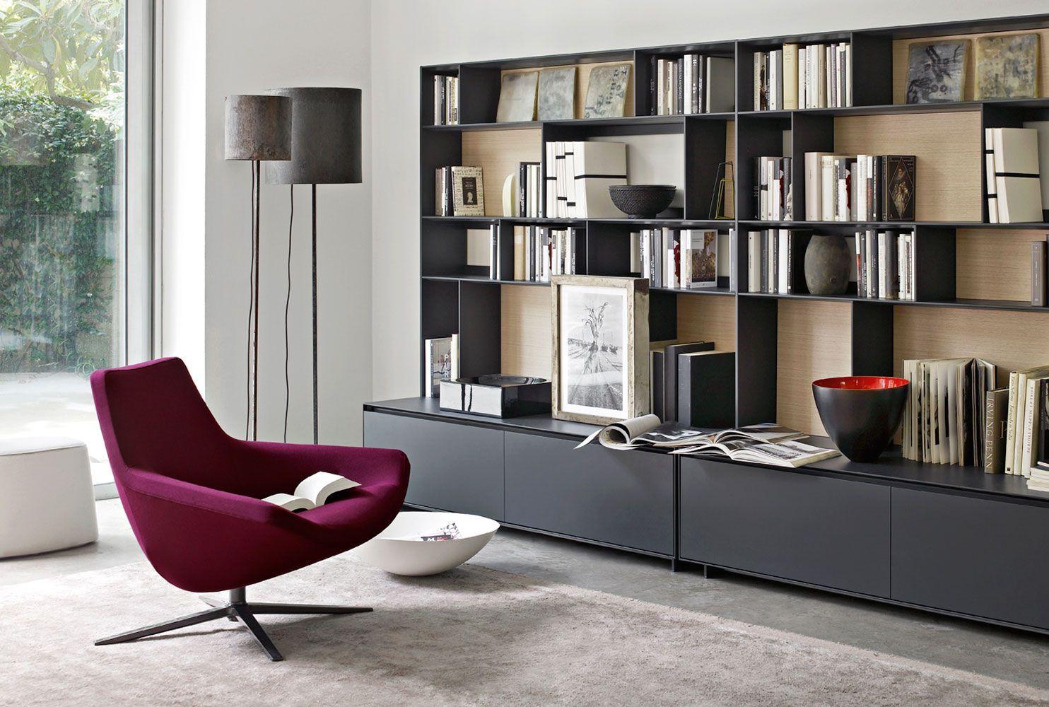 Armchair: METROPOLITAN '14 - Collection: B&B Italia - Design ...