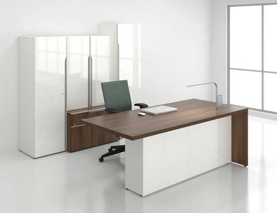 Nice Office Desks Grey Amazing Of Office Desk Setup Ideas With